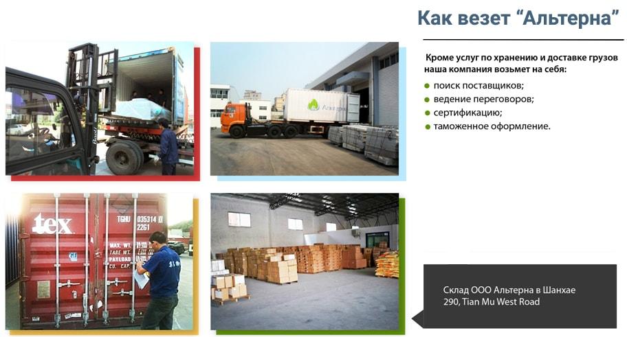Доставка грузов из Китая всего за 1 неделю